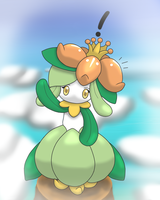 Lilligant's wish