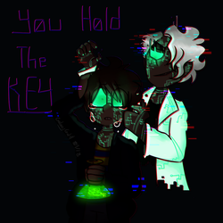 (NYCChill)You Hold the Key by GalaxyGal-11