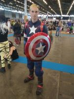 Capitain America by castor227027