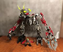 Good Spirit Robot by MootroidXproductions