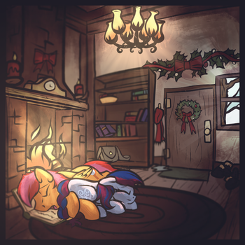 {Box Com} Warm and Toasty by Amura-Of-Jupiter