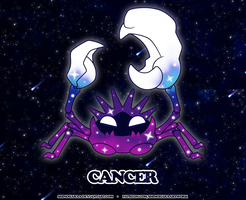 Cancer Constellation - Kingler