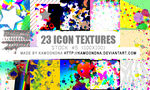 23 icon textures (stock 5) by KaMoonDNA