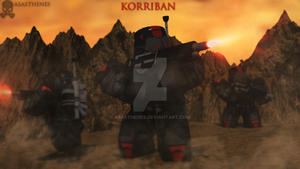 Korriban(Sith) by Asasthenes