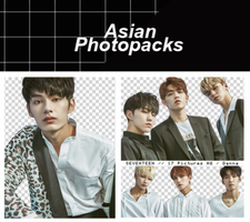 Pack Png 103 // SEVENTEEN. by xAsianPhotopacks