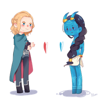 Thorki01 by Pairly