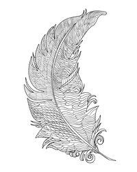 Feather Design26 by riverfox1