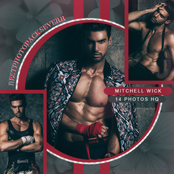 Photopack 22467 - Mitchell Wick by xbestphotopackseverr