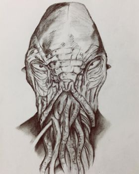 Ood - Doctor Who by Maheen-S