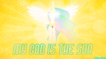 Praising the Sun by filipino-dashie