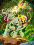 Friends Fantasy and Fireflies by KissTheThunder