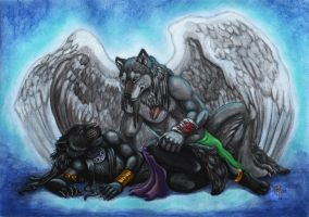 You Are My Wings by Ashalind