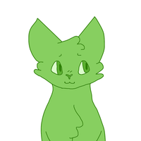 Slime Cat Blink by Smileyme2