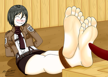 Attack on Soles by master417