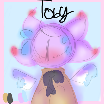 Toby REDESIGN by Artingchaos