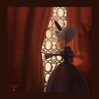 The Wicked Stepmother by clementmeriguet