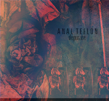 CD Cover, Anal Teflon by eitherwise