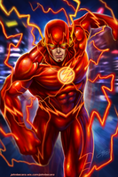 The FLASH by johnbecaro