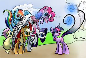 Let's Make Some Ponies by Underpable