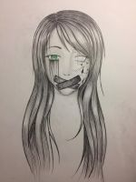 Depression (with speed drawing) by Midori-44