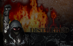 Disturbed wallpaper by Chironaila
