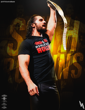 Seth Rollins by TODESIGNS7