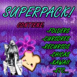 Super Pack  by MayTutorial