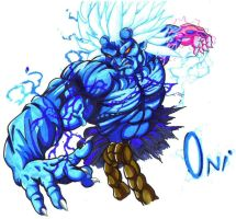 ONI practice by trunks24