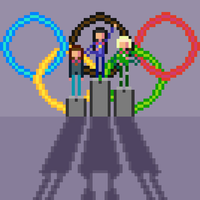 Olympic Games by hivernoir