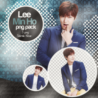 Lee Min Ho Png Pack1 by Tekmile