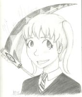Maka Albarn by guardian-angel15
