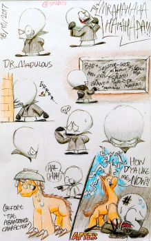 Dr. Madulous by C-Studios