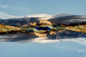 upside-down clouds by ltiana355