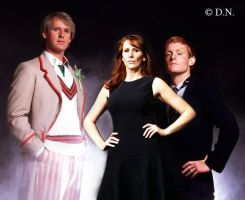 Doctor and Gingers by Francy3192