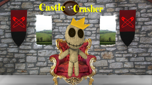 Castle Crasher by Yoyodan