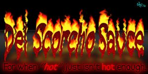 Del Scorcho Sauce by stahlight