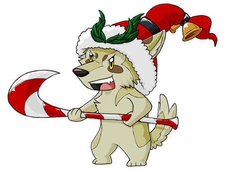 Bad Santa Valdyri by FenrirsRune