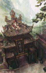scrap - temple by Reluin