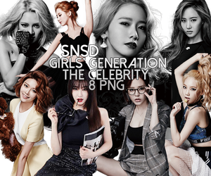 SNSD / GIRLS' GENERATION [PNG PACK] by ByMadHatter
