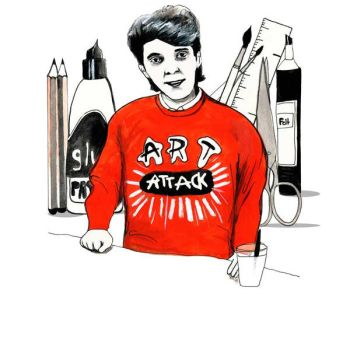 Art Attack's Neil Buchanan by burntfeather