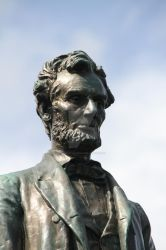 Abraham Lincoln by MissRedRose03