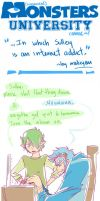 MU : in which sulley's an internet addict by makiyan