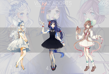 [CLOSED] Vitraz Adoptable 002 by Staccatos