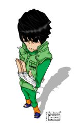 ROCK LEE by Kiarou