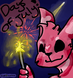 Days of july! by crunchcookie123