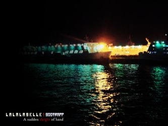 Manila Bay by lalalabelle