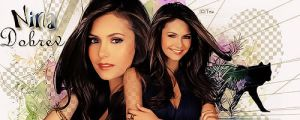 Nina Dobrev 5 by angellove97