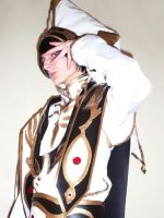 Cosplay Lelouch by CosplayCami