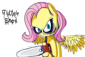 Fluttershed. by Extra-Dan