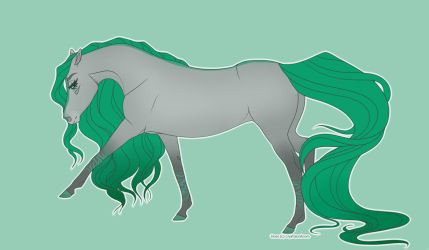 Horse Adoptable Open by FreyasAdoptables